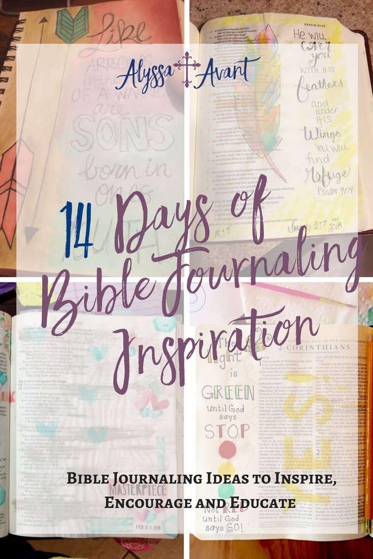 Bible journaling Inspiration