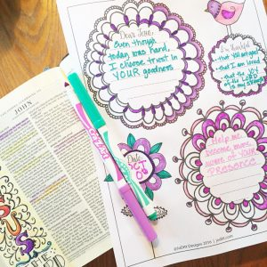 Bible-study-Journal-page-by-JoDitt