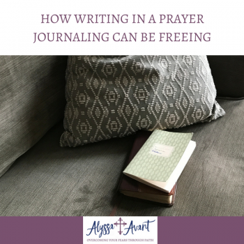 How Writing in a Prayer Journaling Can Be Freeing
