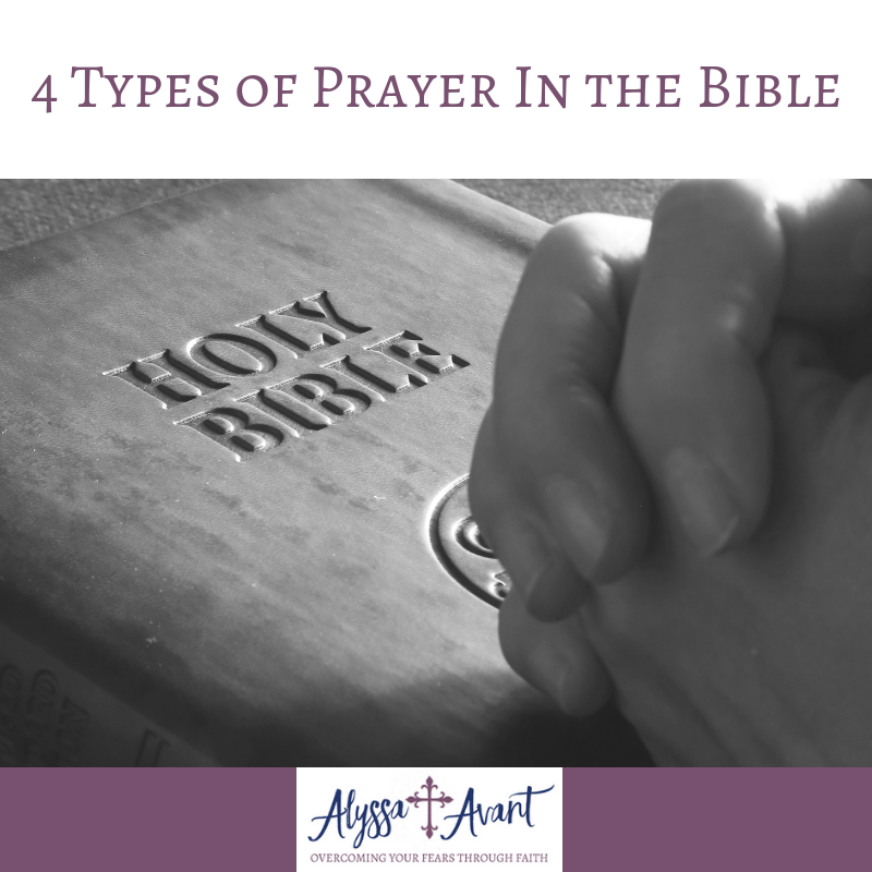 Types of Prayer in the Bible