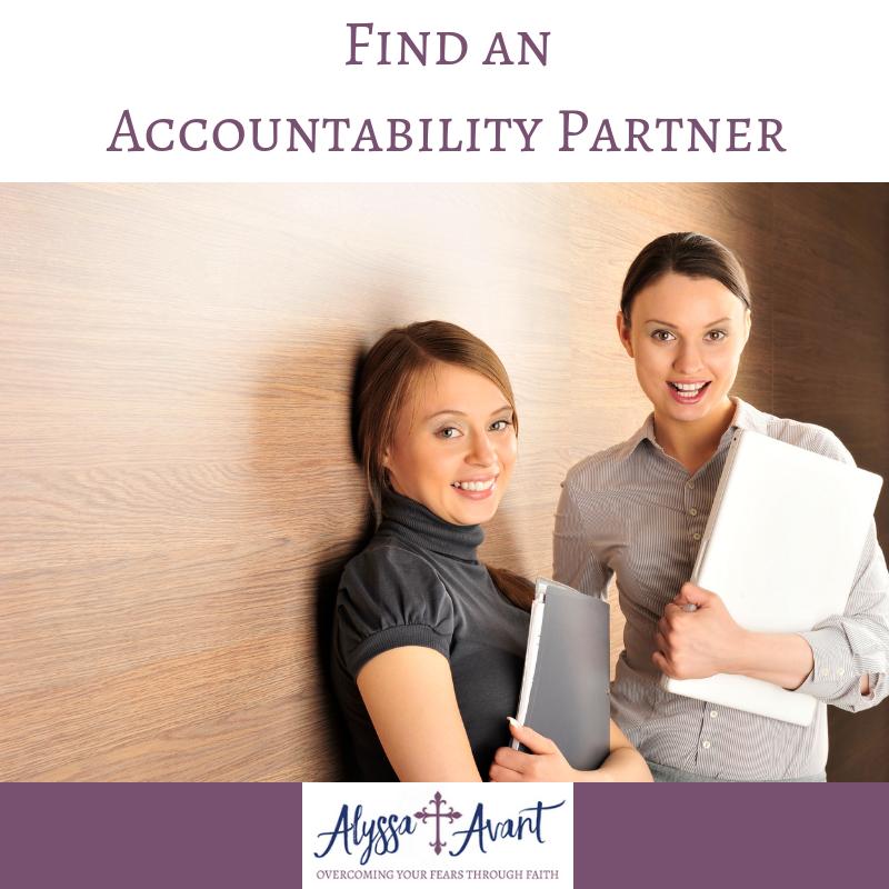 Find an Accountability Partner