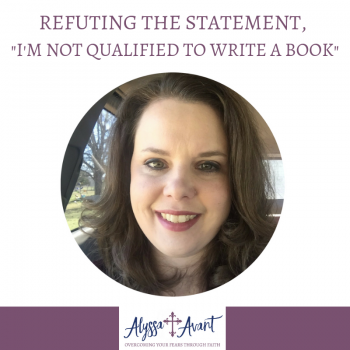 I'm Not Qualified to Write a Book