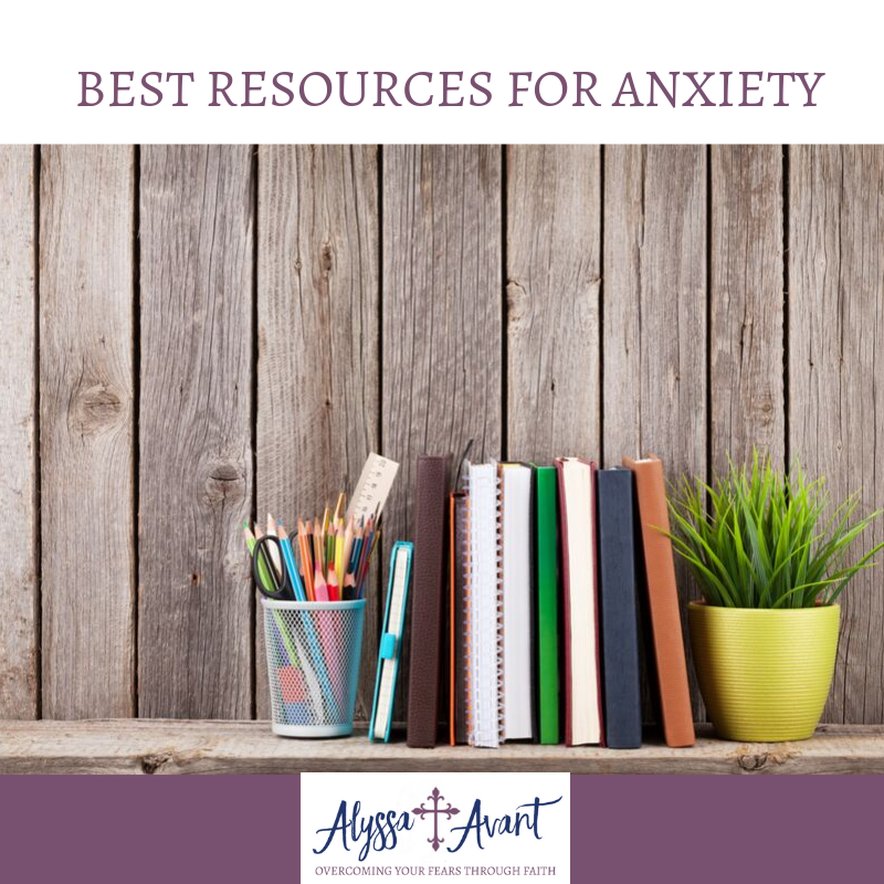 Best Resources for Anxiety